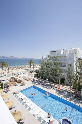from 7 nights ... 1 free! cabot hobby club apartments puerto pollença