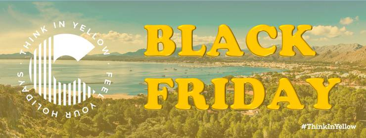 Our black friday week is already here! cabot siller apartment puerto pollença