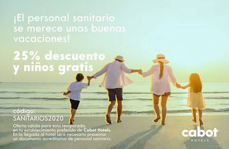 PERSONAL SANITARY OFFER Cabot Hotels